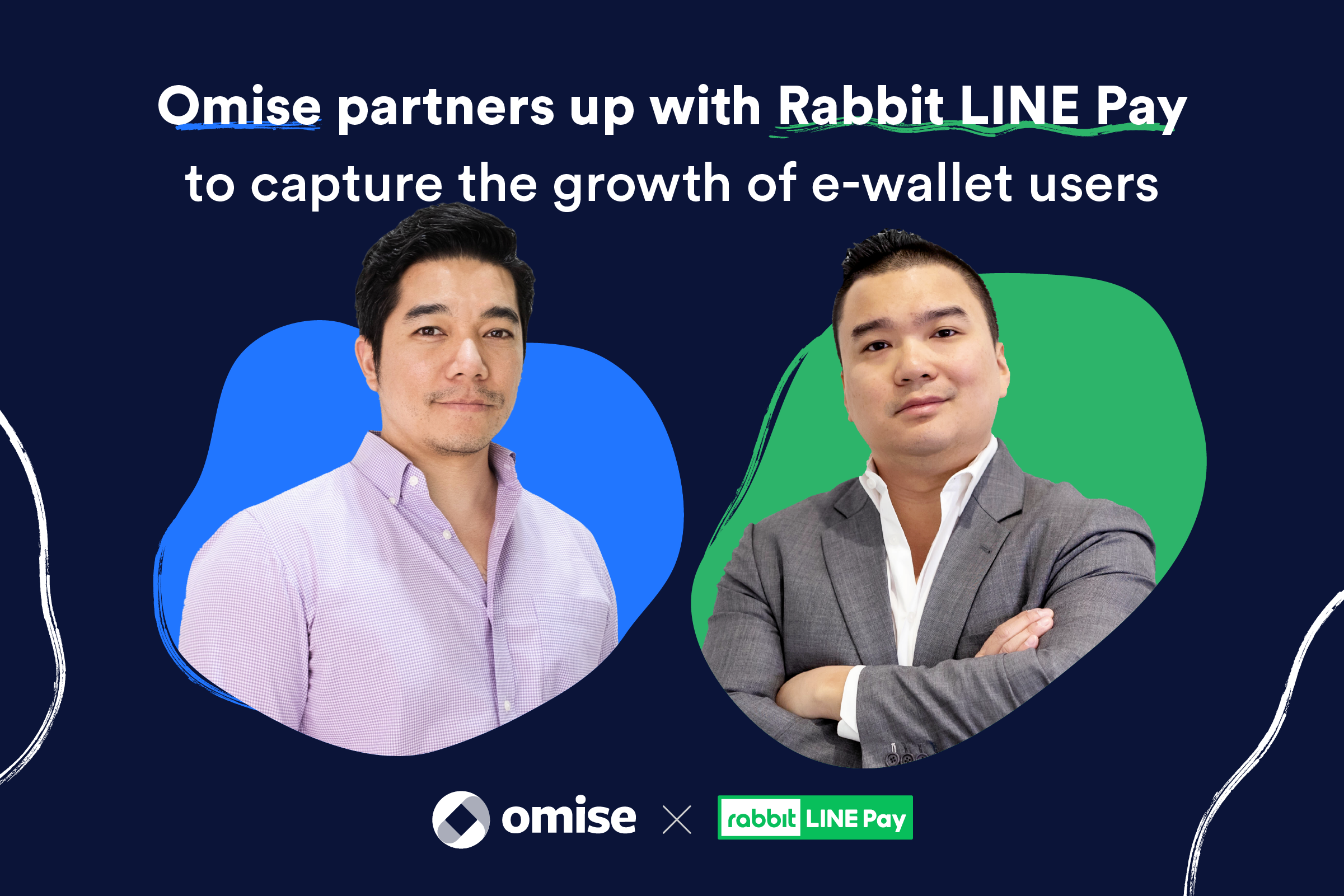 Omise partners up with Rabbit LINE Pay to capture the growth of e-wallet users