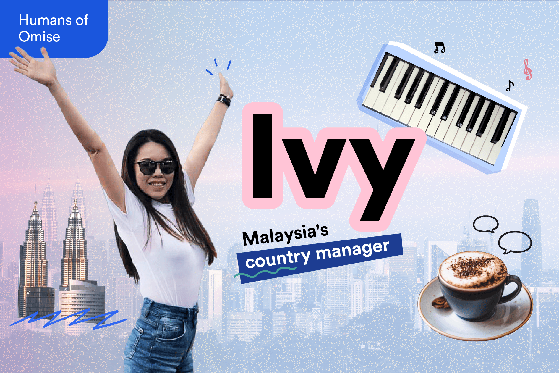 Omise Malaysia's country manager, Ivy Lee, shares stories on her career journey, career path change, and growth.