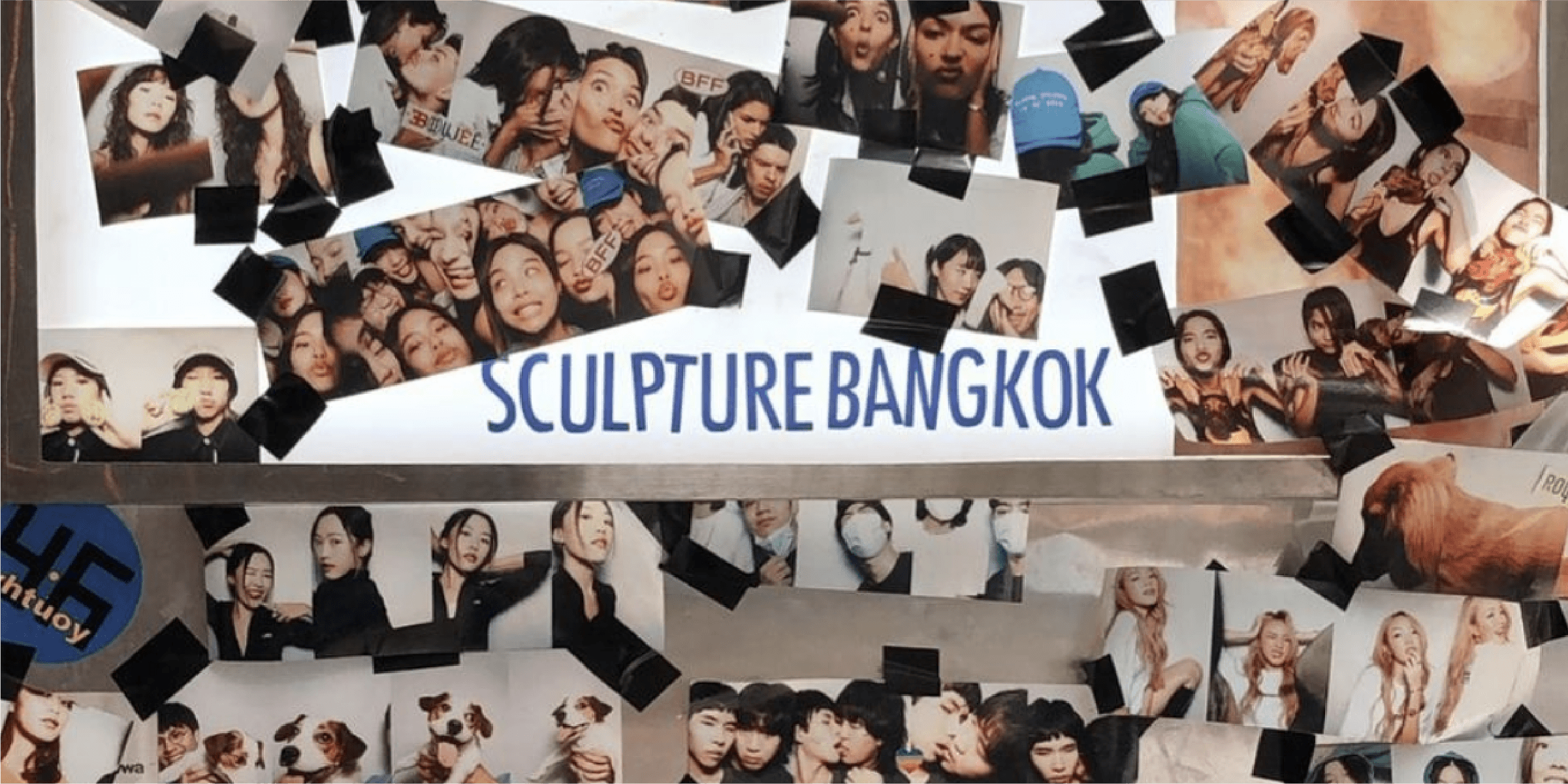 Sculpture Bangkok, a photo automat SME from Thailand, integrates PromptPay payment solution into its photobooths for automated payments